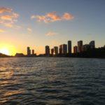 coucher de soleil Miami | Croisière Miami Floride