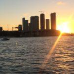 coucher de soleil Miami | Croisière privée Miami Floride